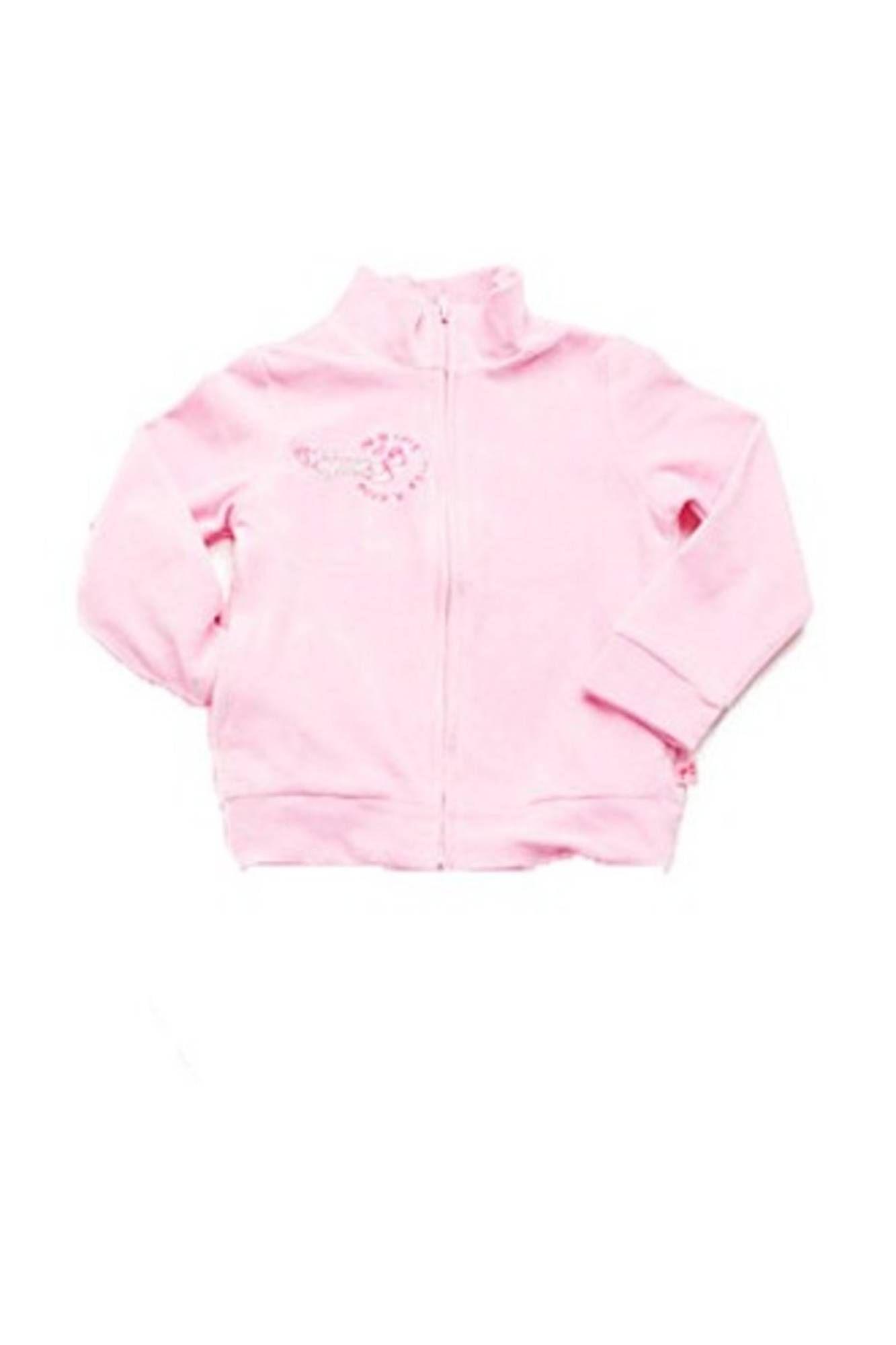 BARBIE Sweatshirt with zip ROSA