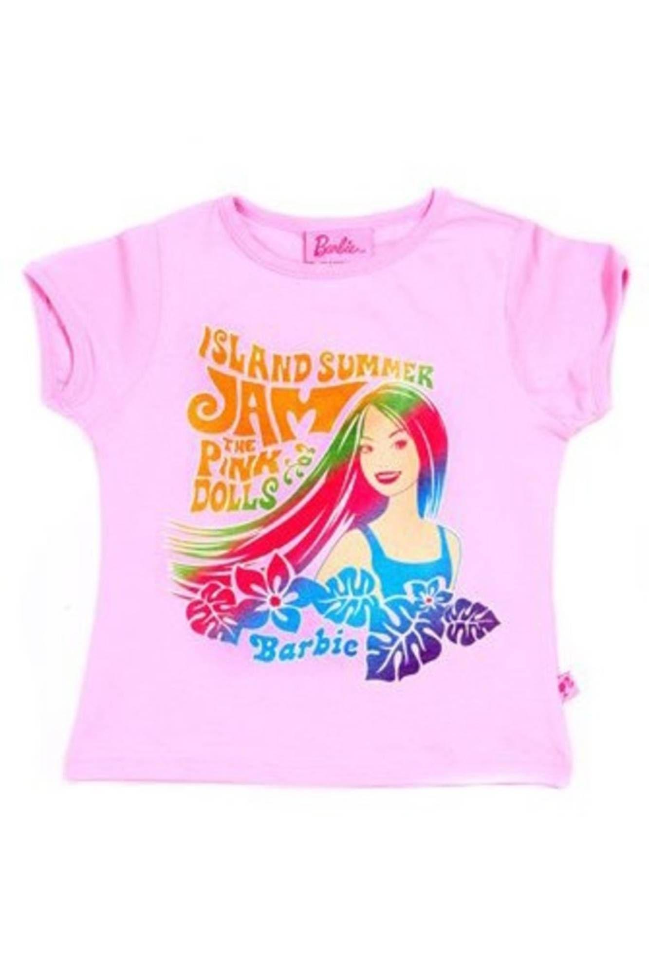 BARBIE T-shirt short sleeves ROSA