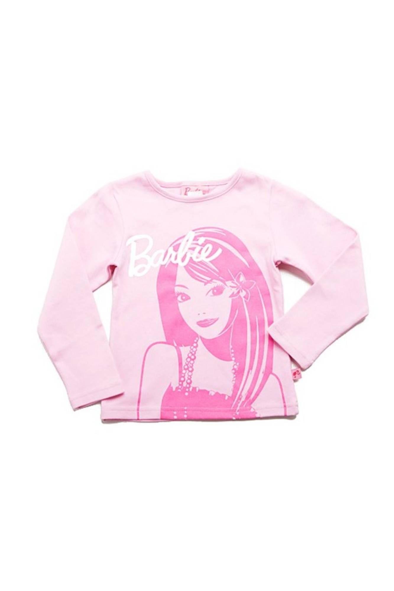 BARBIE T-shirt long sleeves ROSA