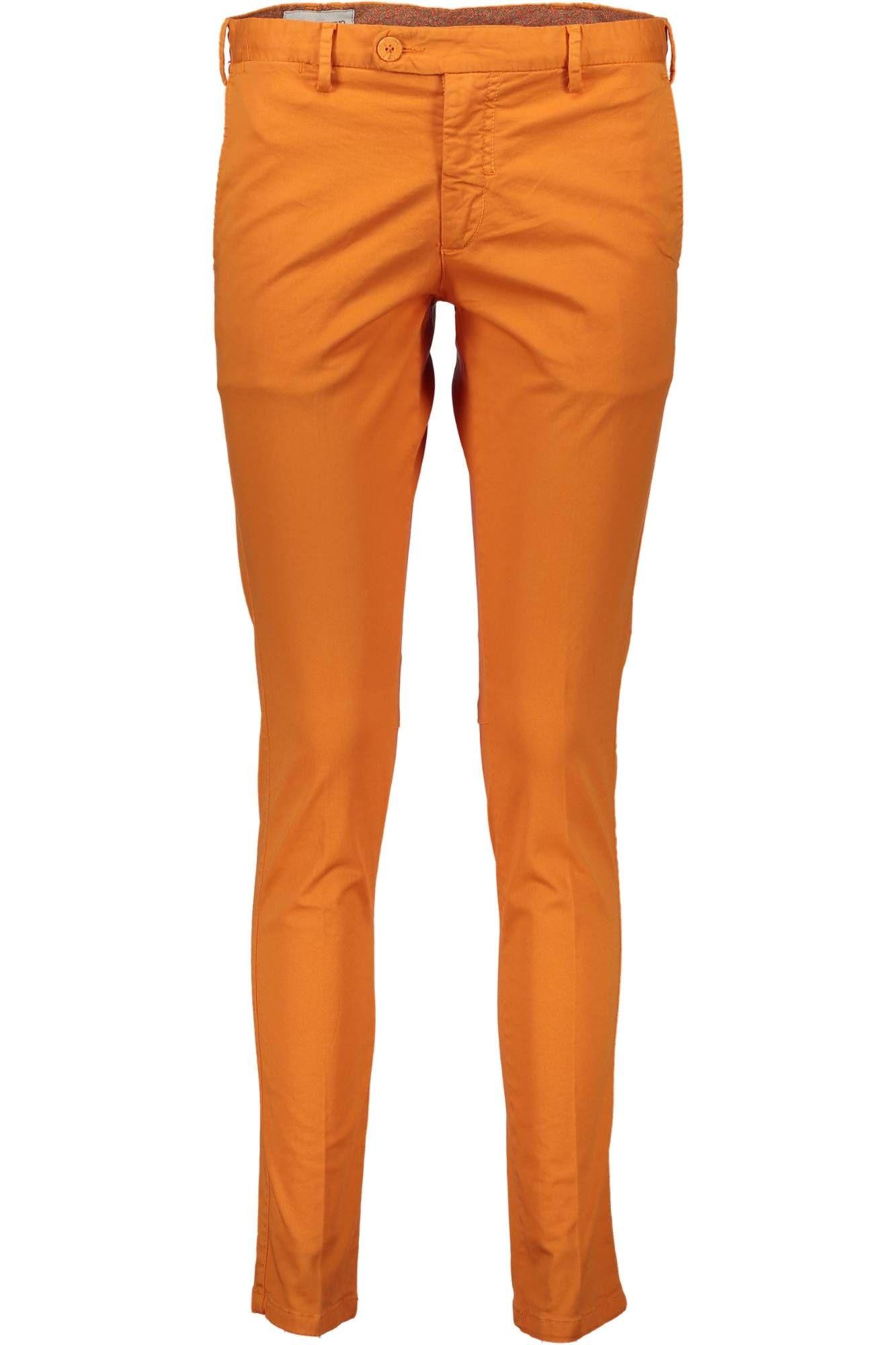 Kalhoty PRIMO EMPORIO kalhoty ARANCIO