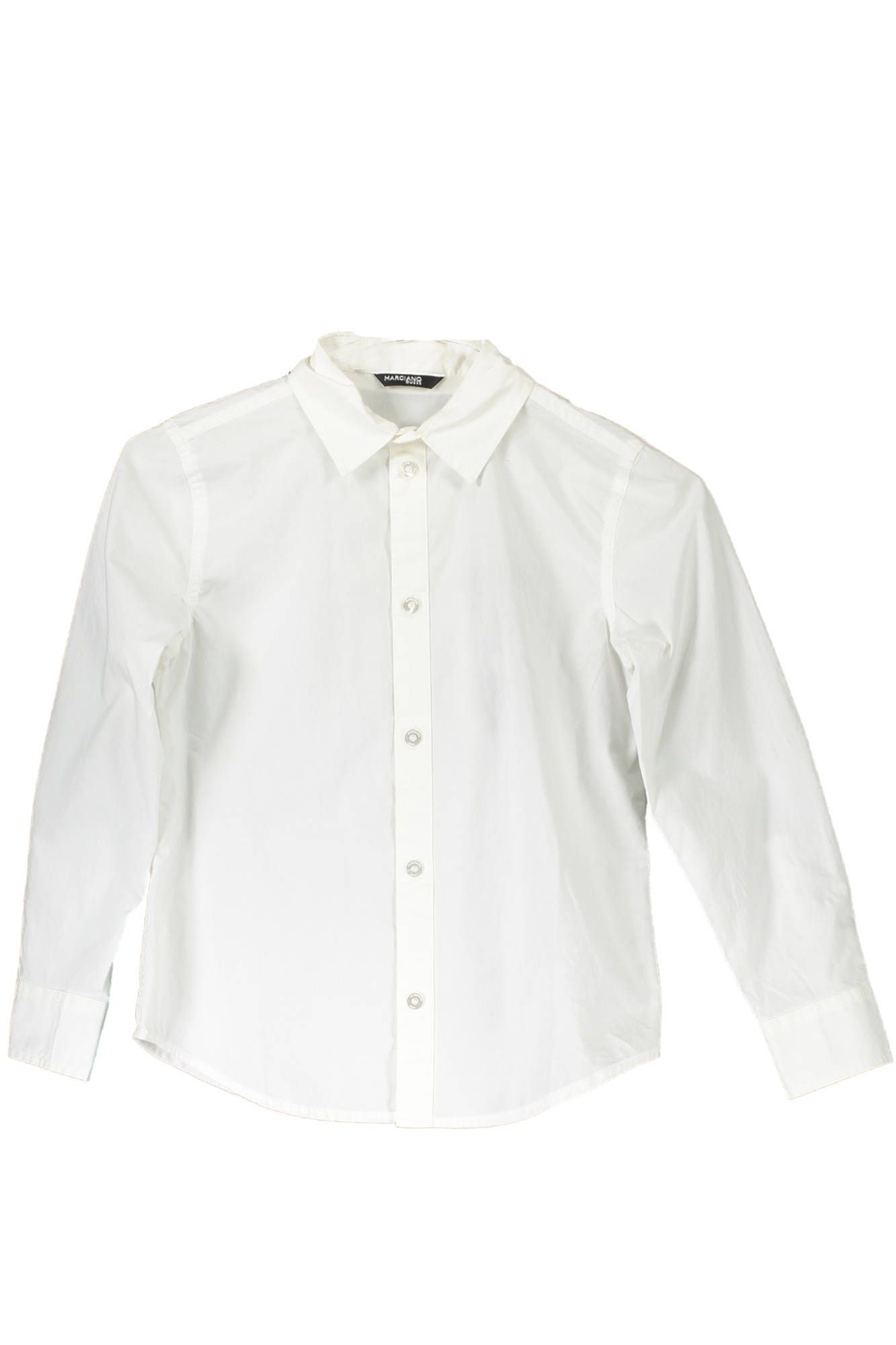 Košile GUESS MARCIANO Shirt with long sleeves BIANCO