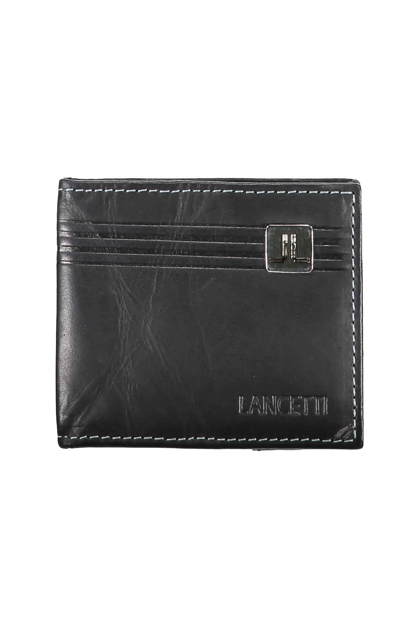 LANCETTI peněženka NERO