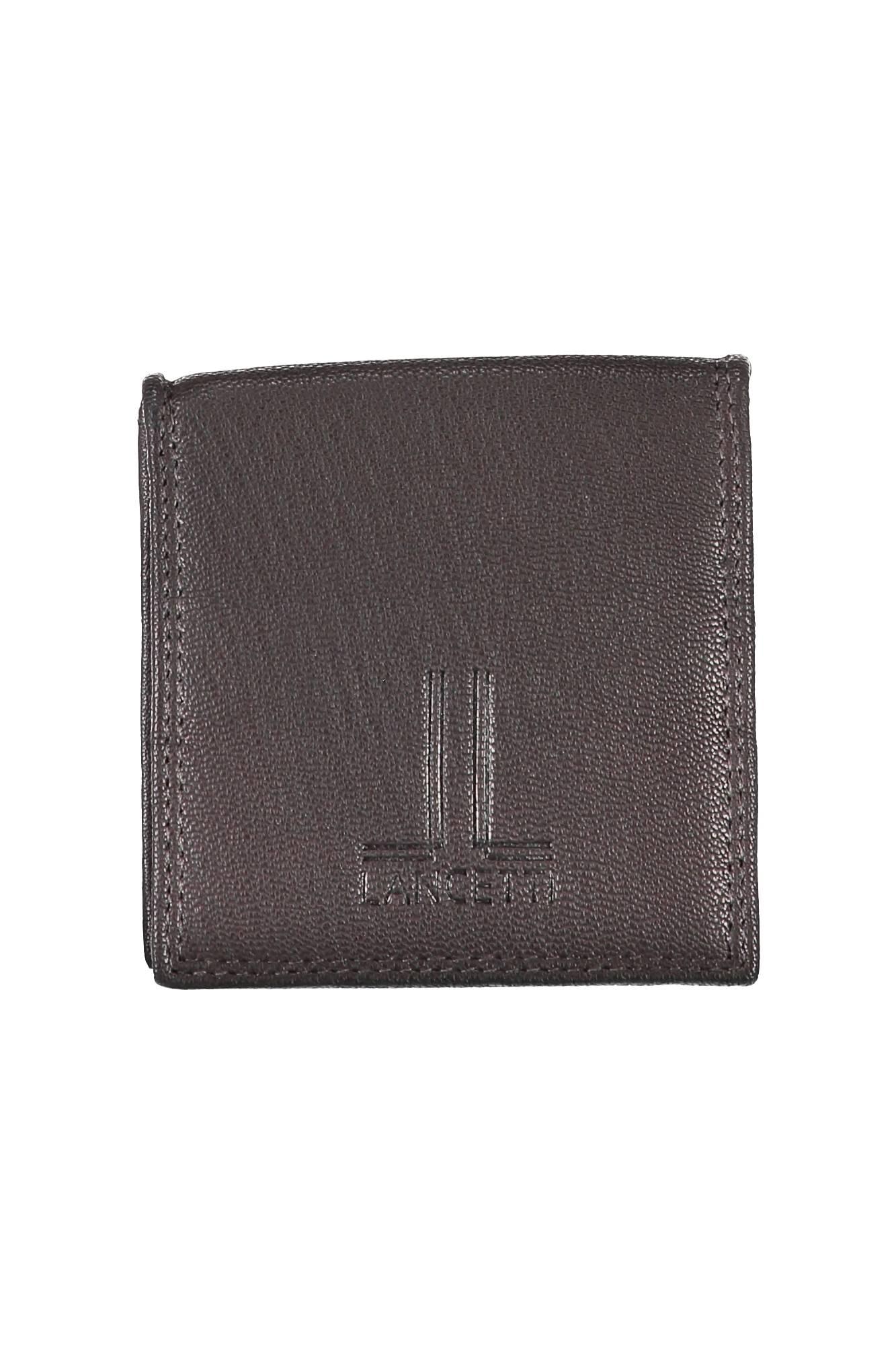 LANCETTI peněženka MARRONE