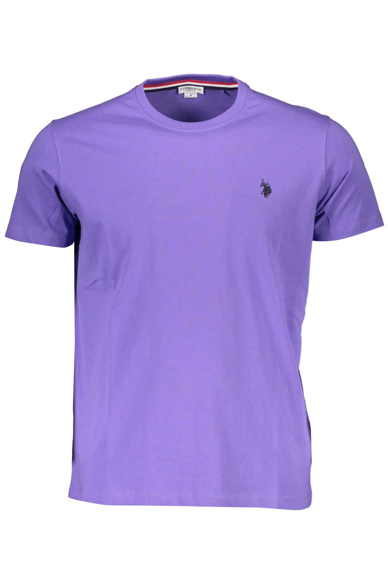 Tričko U.S. POLO tričko s krátkým rukávem VIOLA