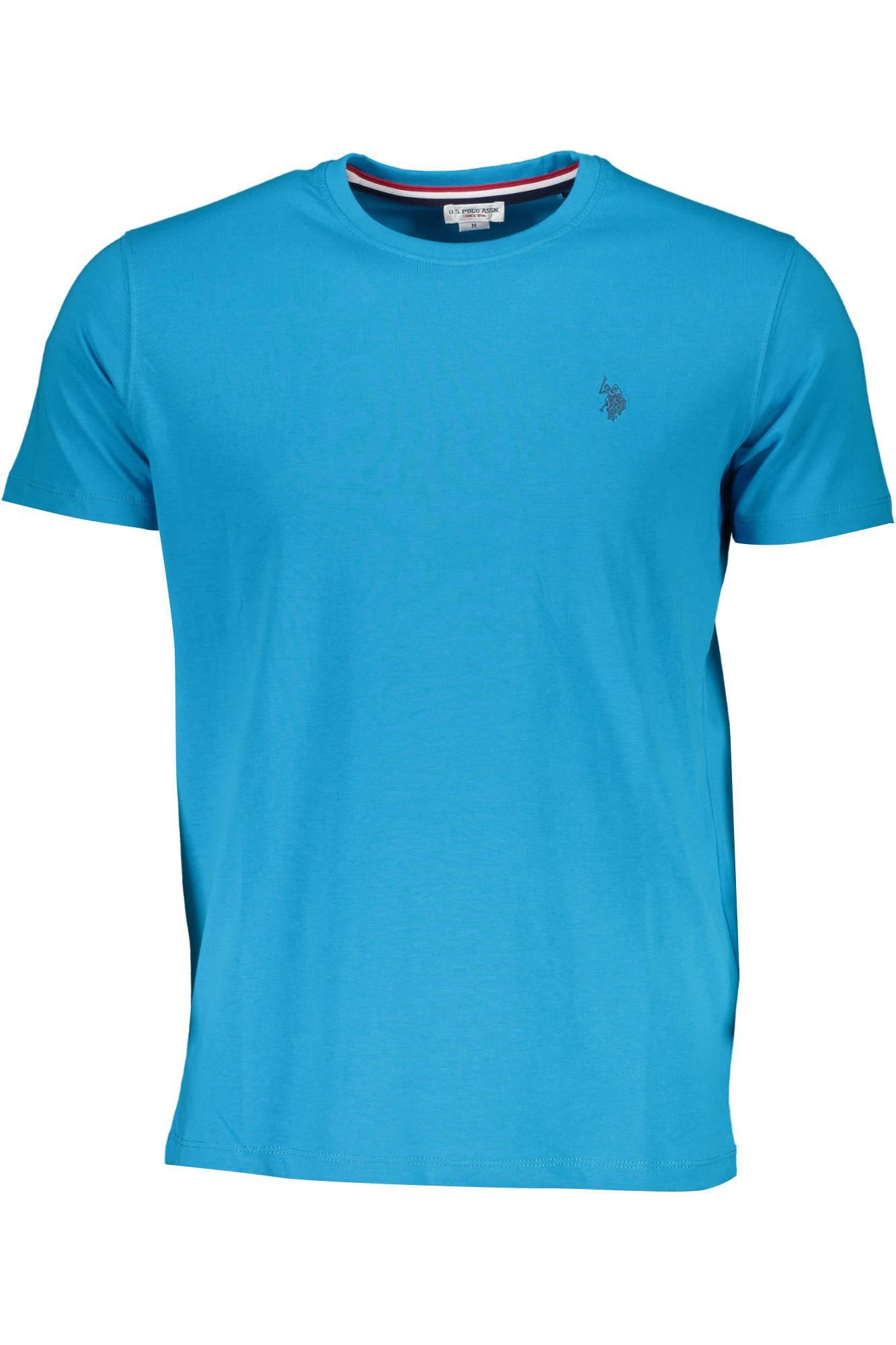 Tričko U.S. POLO tričko s krátkým rukávem AZZURRO