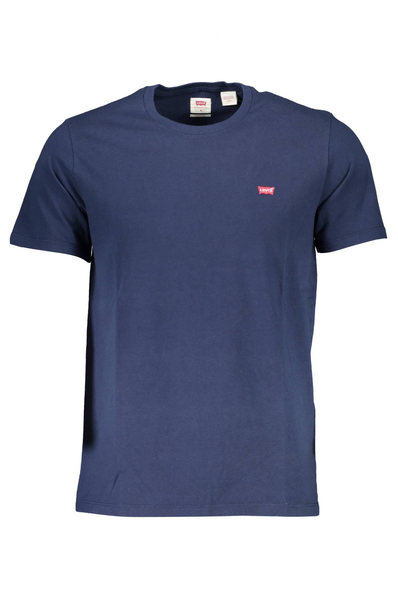 Tričko LEVI'S tričko s krátkým rukávem BLU