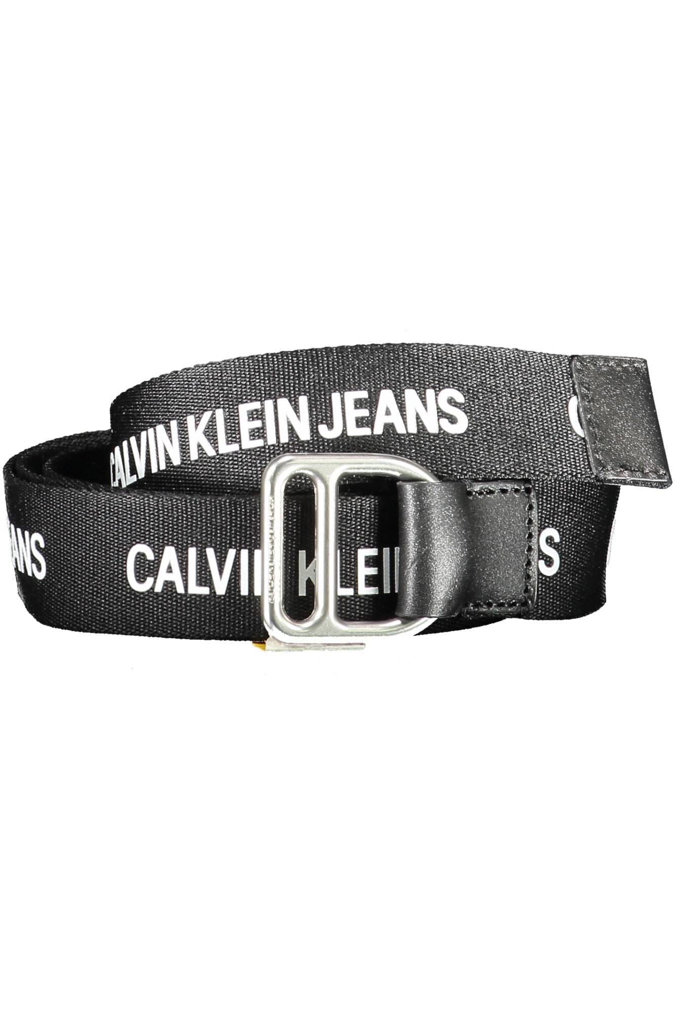 CALVIN KLEIN pásek NERO