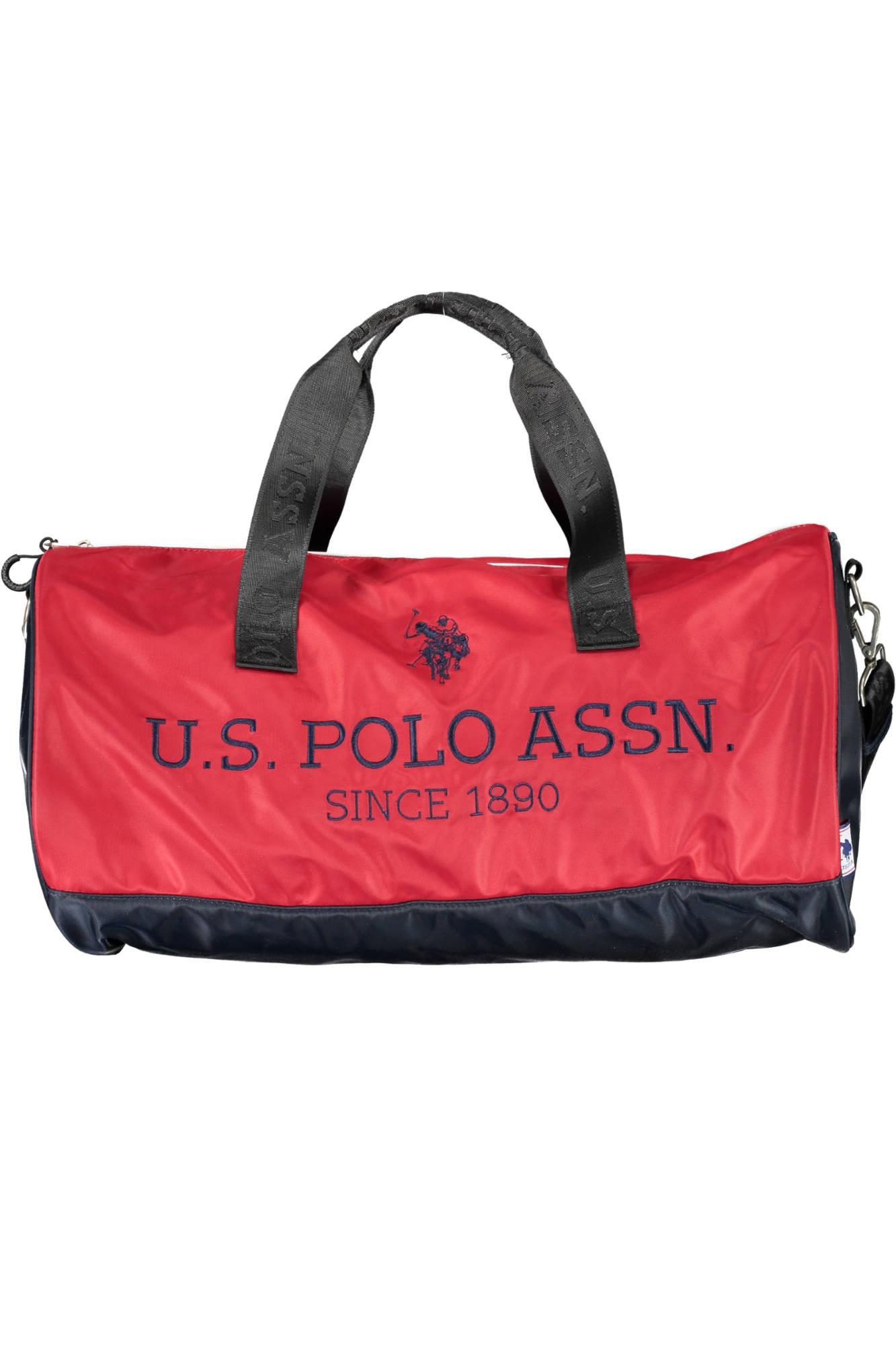 U.S. POLO ASSN. taška do ruky ROSSO