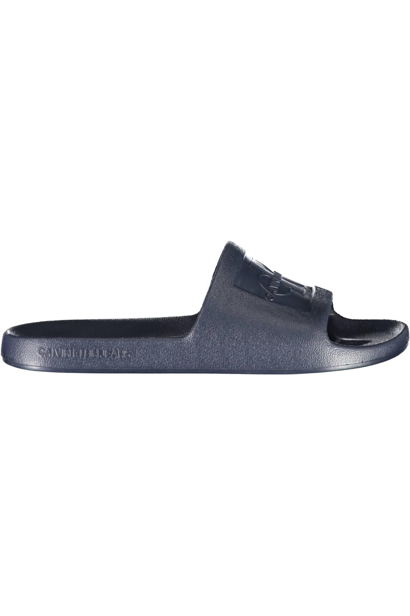 CALVIN KLEIN pantofle BLU