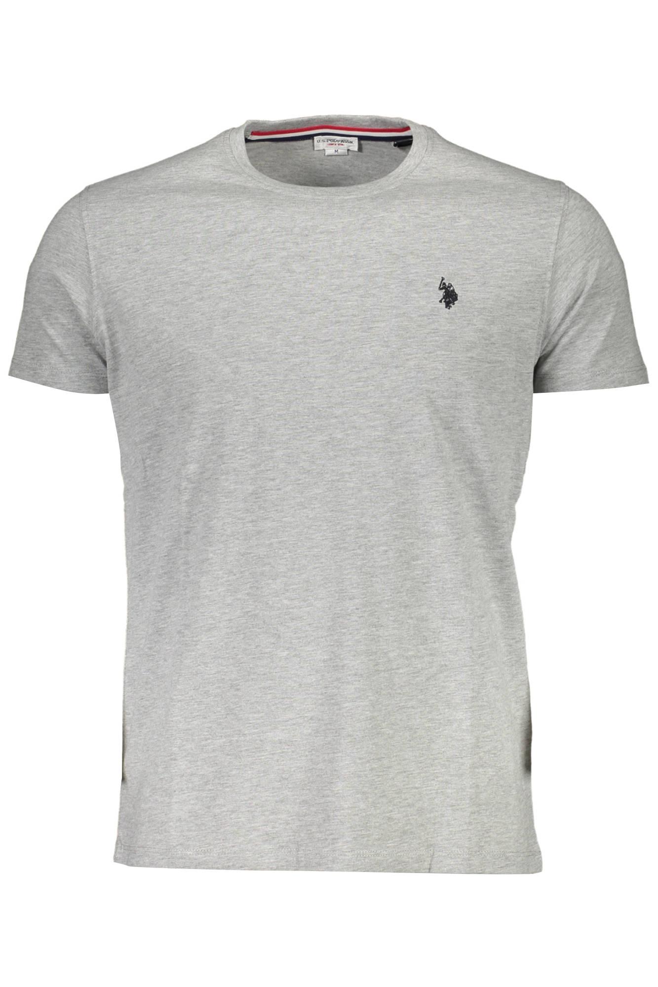 Tričko U.S. POLO tričko s krátkým rukávem GRIGIO