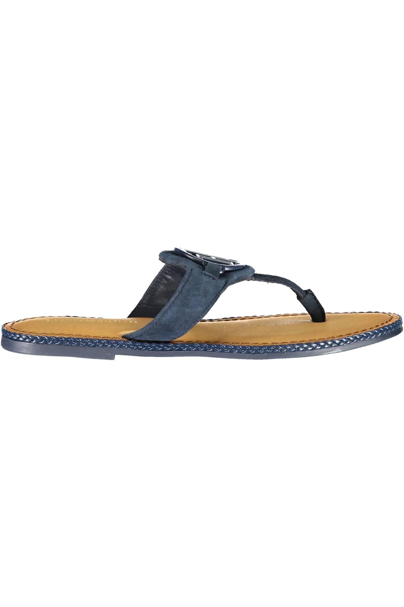 TOMMY HILFIGER sandály BLU