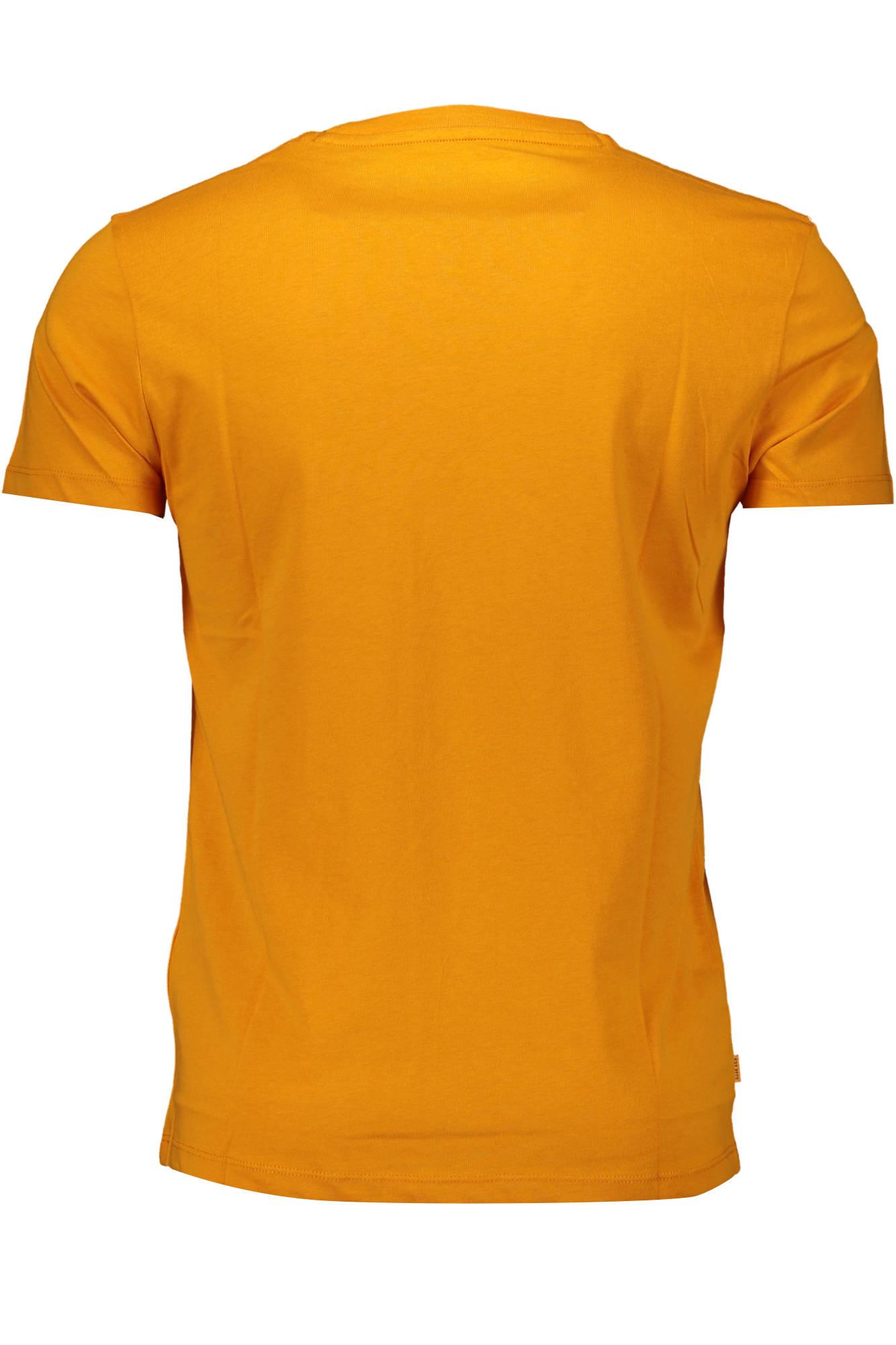 Tričko TIMBERLAND tričko s krátkým rukávem ARANCIO