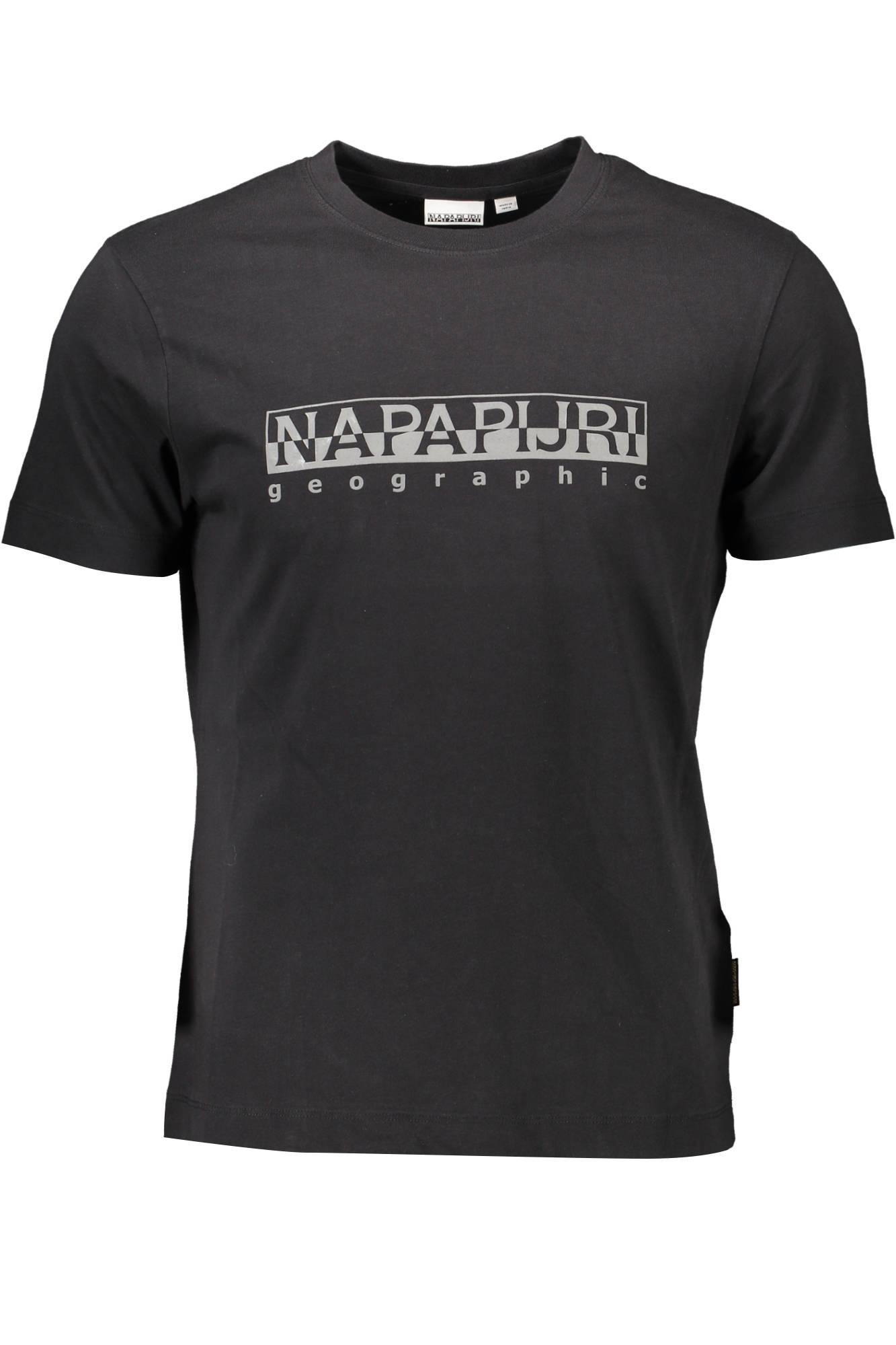 NAPAPIJRI tričko s krátkým rukávem NERO
