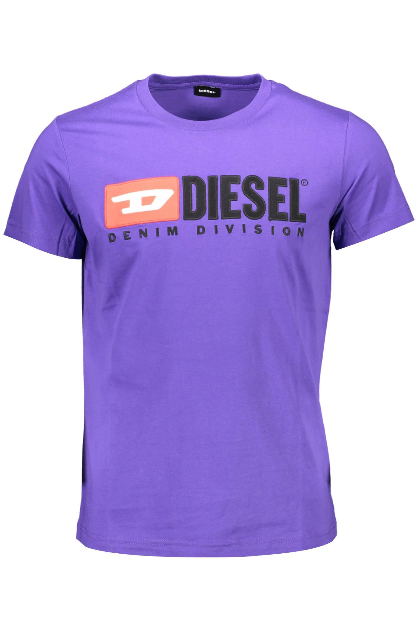 Tričko DIESEL tričko s krátkým rukávem VIOLA