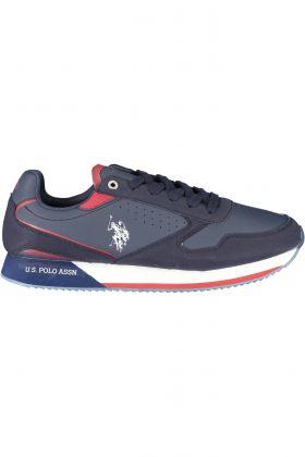U.s. polo   best price calzatura sportiva blu