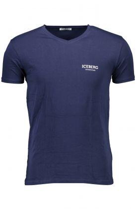 Iceberg t-shirt esternabile blu
