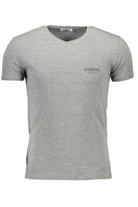 Iceberg t-shirt esternabile grigio