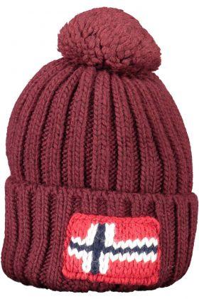 Napapijri berretto rosso