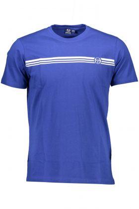 Sergio tacchini t-shirt maniche corte blu