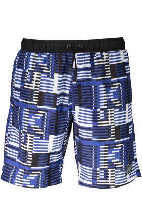 Karl lagerfeld beachwear costume parte sotto blu
