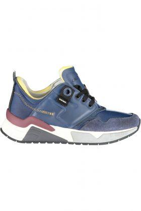 Diesel calzatura sportiva blu