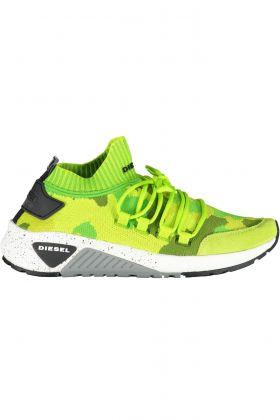 Diesel calzatura sportiva verde
