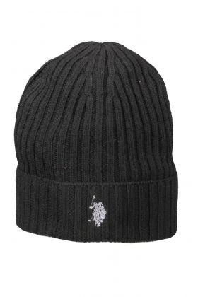 U.s. polo berretto nero